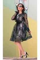 sheer Yuna Yang coat