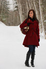 Dsw-boots-steve-madden-coat-fur-lined-coach-purse