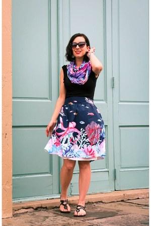 a line modcloth skirt