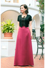 Maxi-alexia-designs-skirt-zipper-handmade-necklace