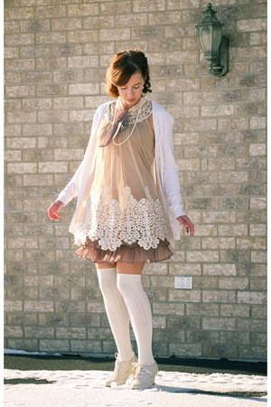 Machi Footwear shoes - ryu dress - modcloth socks