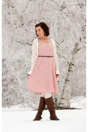 pink PinkBlush dress