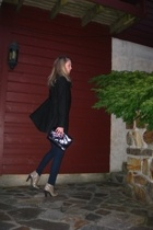 H&M purse - Vila jeans - bronx shoes