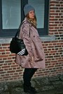 Zara-coat-adidas-bag
