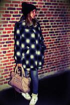 H&M Trend coat - H&M jeans