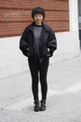 Black-chictopia-shop-boots-black-cape-saxony-jacket