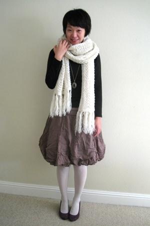top - Target skirt
