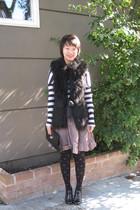 Weston Wear vest - Target skirt