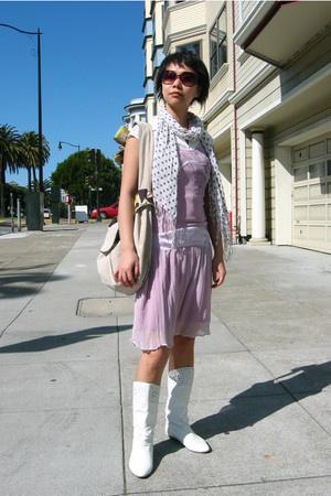 purse - scarf