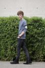 Asos-boots-h-m-jeans-ray-ban-sunglasses-custom-made-sweatshirt