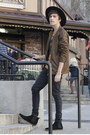 Frank-wright-boots-pull-bear-jeans-h-m-hat-h-m-jacket-zara-t-shirt