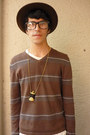 Zara-hat-pull-bear-sweater-converse-sneakers