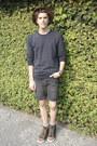 Zara-hat-pull-bear-shorts-top-ten-10-sweatshirt-bimba-lola-sneakers