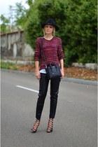 Zara shoes - Celine bag