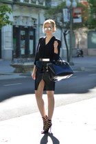 Zara skirt - Givenchy purse