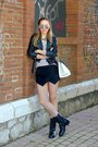 Valentino-boots-river-island-jacket-celine-bag-love-shorts