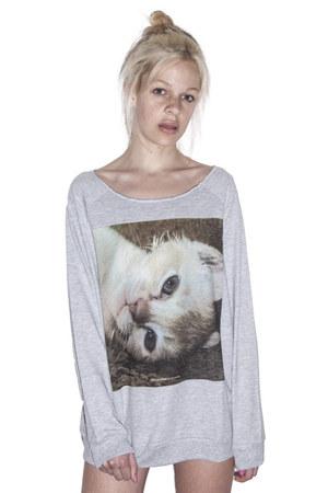 Heroin Kids Clothing sweatshirt