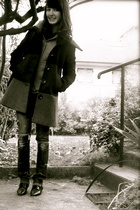 coat - jeans - jacket