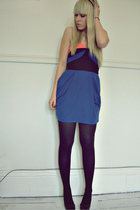 Primark dress - Primark shoes - new look necklace