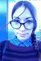 sky blue leopard print h&m mens shirt - maroon zalando jumper
