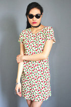 vintage dress - Vintage Inspired sunglasses