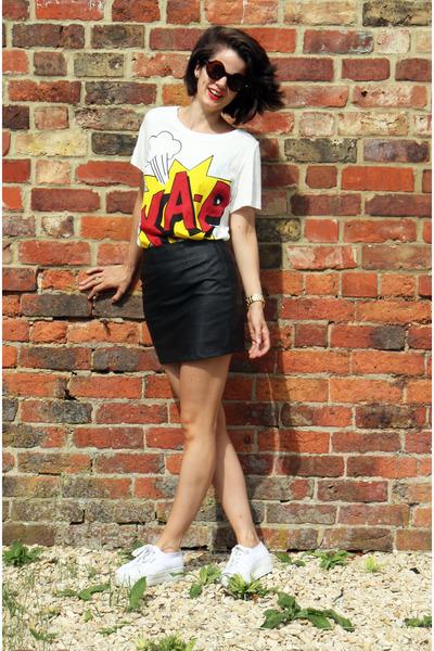 ka pow 31 Phillip Lim t-shirt - Superga sneakers