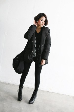 black Nanda jacket