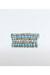 turquoise blue rhinestone INPINKcom bracelet