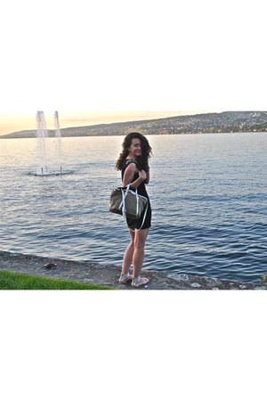 Forever21 dress - Prada bag - Primark sandals