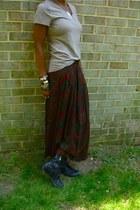 pleated paisley Pleated Paisley skirt