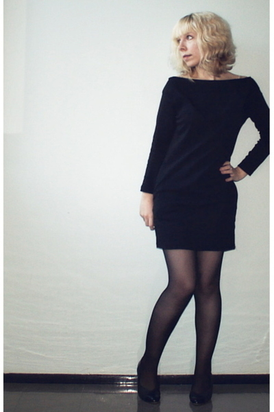 American Apparel dress - second hand shoes