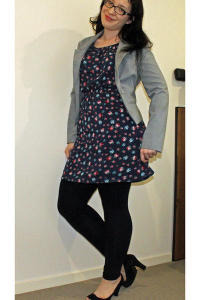 leggings with dresses - photo #25