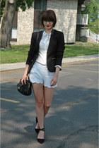 black Zara blazer