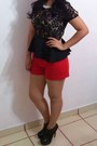 Black-boots-red-forever-21-shorts-black-blouse