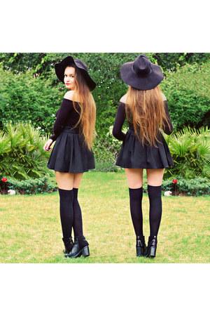 Topshop top - H&M skirt