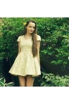 yellow Dress dress