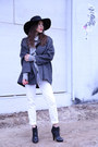 Bottega-veneta-boots-zara-coat-jcrew-jeans-banana-republic-sweater