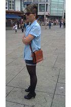 shirt - Cubus shorts - skopunkt shoes - purse