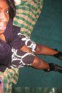 Black-chanel-blazer-black-dollhouse-boots-black-h-m-skirt-black-garage-top