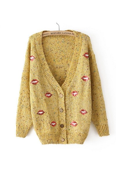 indressme cardigan