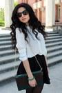 Black-asos-sandals-dark-brown-calzedonia-tights-black-h-m-skirt