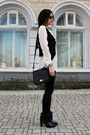 Black-zara-boots-black-bershka-leggings-black-stradivarius-bag