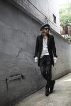 black Blazer blazer - jeans pants pants