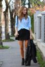 Persunmall-boots-persunmall-bag-persunmall-skirt-choies-blouse