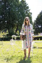 Sheinside dress - Choies sandals