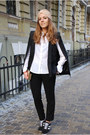 Black-cape-blazer-stylemoi-cape