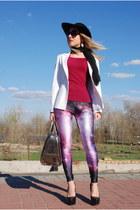 galaxy romwe leggings
