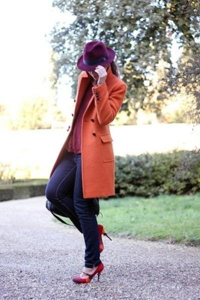 aspesi coat - Miu Miu heels