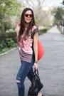 Black-aldo-shoes-carrot-orange-girissima-coat-black-prada-bag