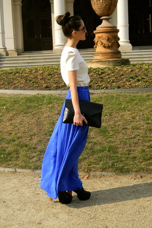 Mango skirt - Jeffrey Campbell shoes - Marc by Marc Jacobs sunglasses